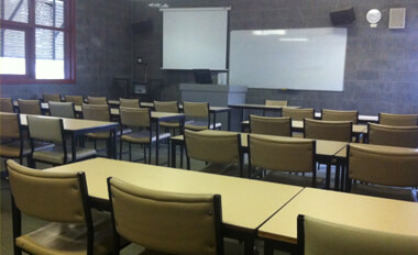 Longy College classrooms