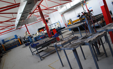 Engineering facility at Longy College