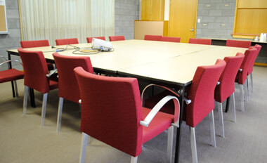 Longy College meeting room