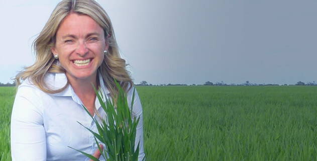 Former Student Mary Raynes, Markets Manager – Barley