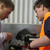 Longy College Farm Apprentices